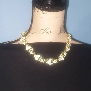 Jewelry - Grape leaves necklace